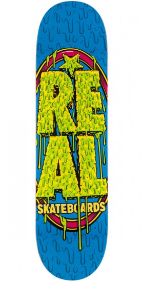Real Dipstick Skateboard Deck - 8.06""