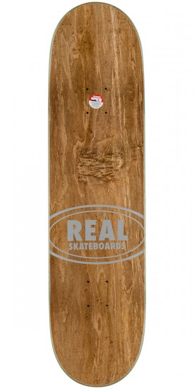 Real Ferguson Burnouts Skateboard Complete - 8.4""
