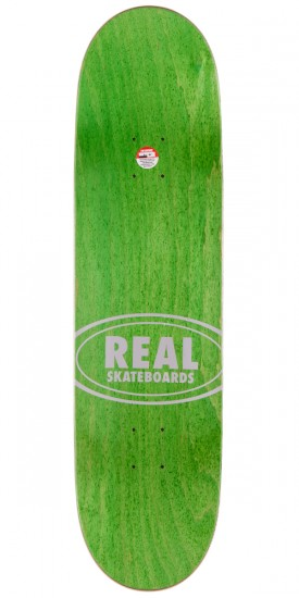 Real Hardy Serpentine Moonshine Skateboard Deck - 8.5""