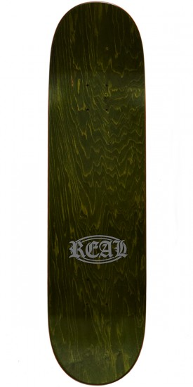 Real Ishod Knockout Skateboard Complete - 8.25