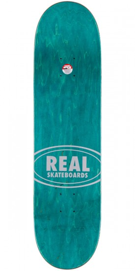 Real Ishod Wair Bust Control Skateboard Complete - Blue - 8.38""