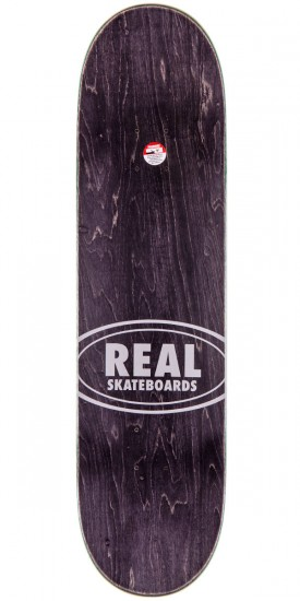 Real Ishod Wair Bust Control Skateboard Deck - Brown - 8.38""