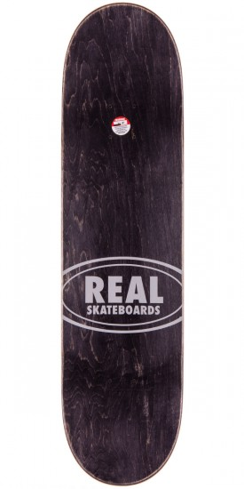 """Real Ishod Wair Bust Control Skateboard Complete - Green - 8.38"""""""