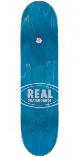 Real Jake Donnelly Champions Skateboard Complete - Black Stain - 8.18""