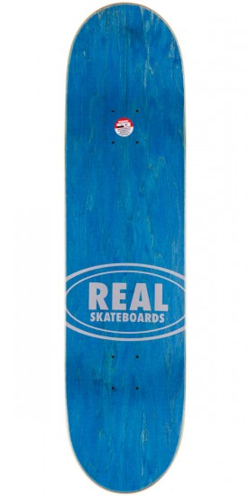 Real Jake Donnelly Champions Skateboard Complete - Green Stain - 8.18""
