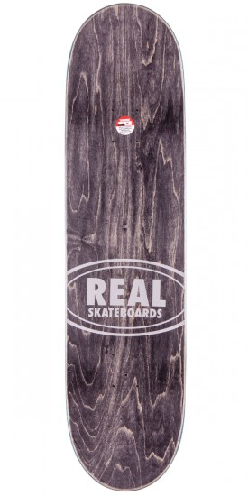 """Real Jake Donnelly Champions Skateboard Deck - Teal Stain - 8.18"""""""