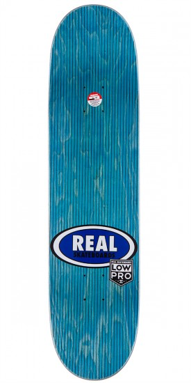 Real James Hardy LowPro 2 Burnout Skateboard Complete - 8.06""