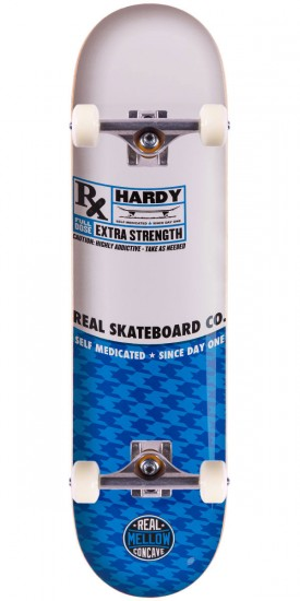 """Real James Hardy Mellow Pill Skateboard Complete - 8.18"""""""