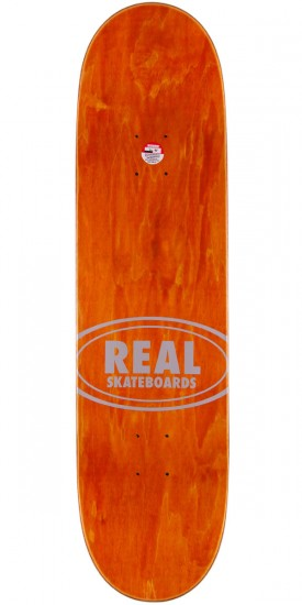Real Justin Brocks Fish Fry Skateboard Complete - 8.38""