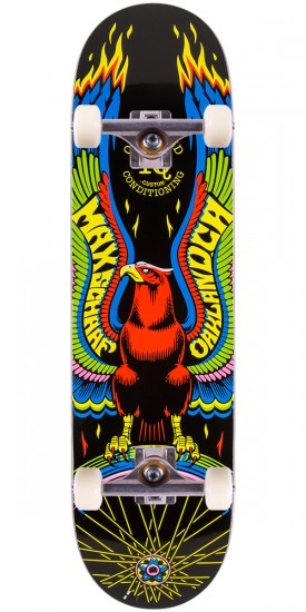 Real Max Schaaf 4Q Special Skateboard Complete - 8.5""
