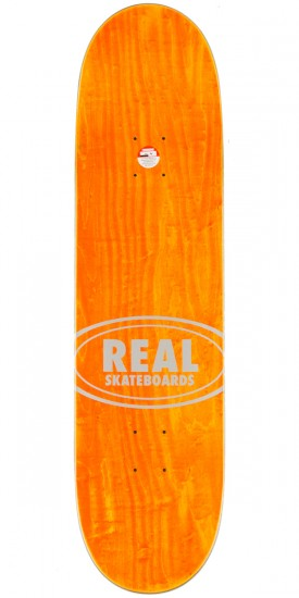 "Real Ramondetta Seal the Deal Skateboard Complete - 8.38"" - Green Stain"