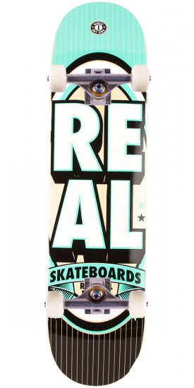 """Real Renewal Stacked LG Skateboard Complete - 8.06"""""""