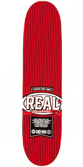 Real Renewal Stacked MD Skateboard Complete - 7.75""
