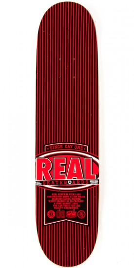 Real Renewal Stacked Mini Skateboard Complete - 7.21""
