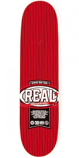 Real Renewal Stacked Mini Skateboard Deck - 7.21""