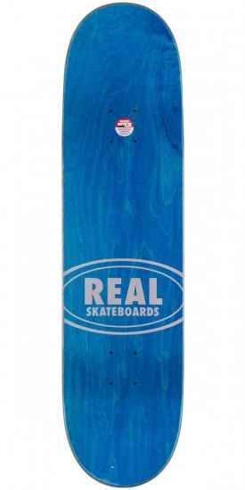 Real Busenitz Timebomb Skateboard Deck - 8.25""