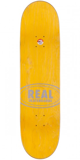 Real Torres Hand Rolled Skateboard Complete - 8.38""