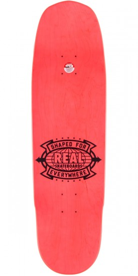 Real Wrecking Crew Knockout 3 Skateboard Deck - 8.5""