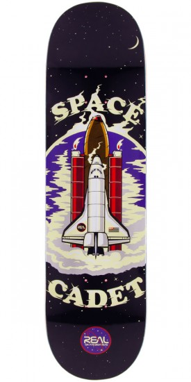 Real Space Cadet Skateboard Deck - 8.25""
