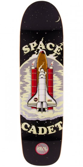 Real Space Cadet Skateboard Deck - 8.45""