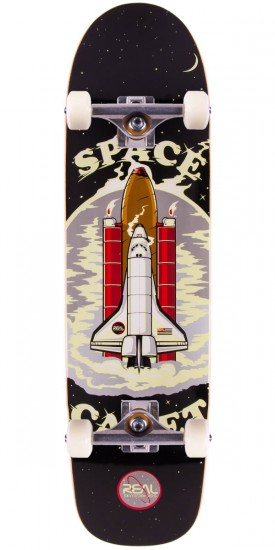 Real Space Cadet Skateboard Complete - 8.45""