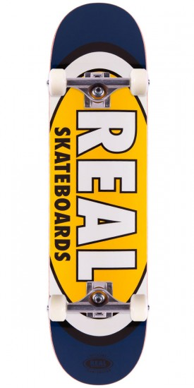 """Real Team Edition Oval 3 Skateboard Complete - 8.06"""""""