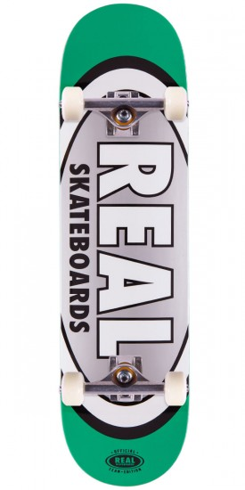 Real Team Edition Oval 3 Skateboard Complete - 8.25""