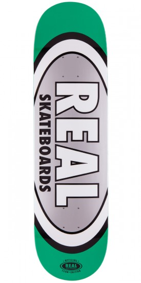 Real Team Edition Oval 3 Skateboard Deck - 8.25""