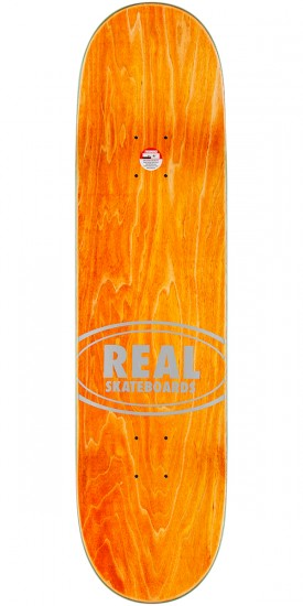"Real Wair Champions Skateboard Complete - 8.25"" - Purple Stain"
