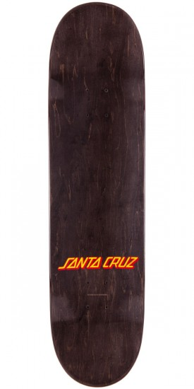 Santa Cruz Black Dot Skateboard Complete - 8.20""