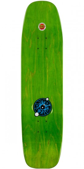 Santa Cruz Bloodshot Skateboard Deck - 8.375""