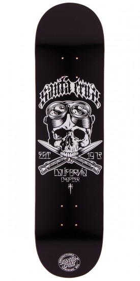Santa Cruz Califas Skateboard Deck - 7.8""