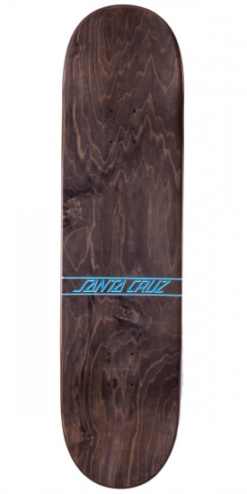 Santa Cruz Classic Strip Skateboard Deck - 8.375""