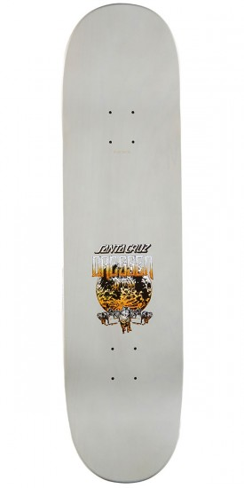 Santa Cruz Dressen Funeral French Skateboard Deck - 8.60""