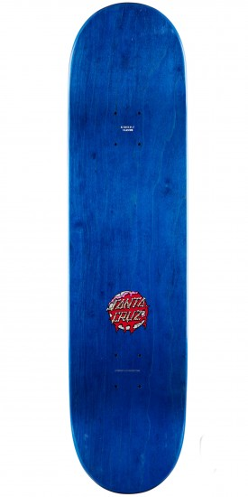Santa Cruz Face Melter Skateboard Deck - 8.125""