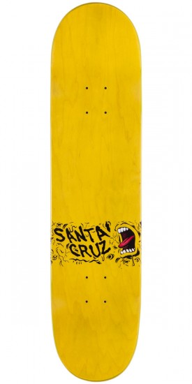 Santa Cruz Gross Out Skateboard Complete - 7.80""