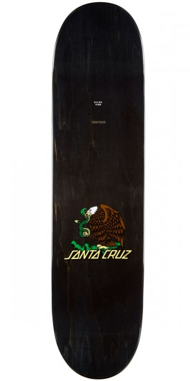 Santa Cruz Guzman Dance With Death Skateboard Complete - 8.20""