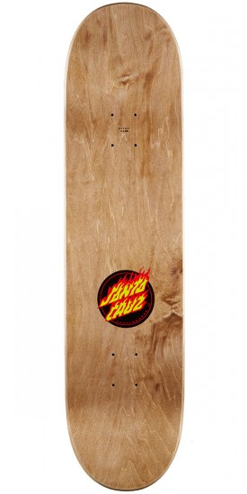 Santa Cruz Headdress Skateboard Complete - 8.35""