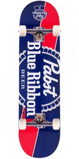 Santa Cruz PBR Blue Ribbon Powerply Skateboard Complete - 8.20""