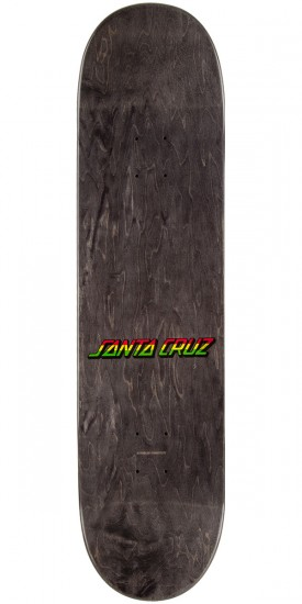 Santa Cruz Rasta Dot Skateboard Deck - 8.375""