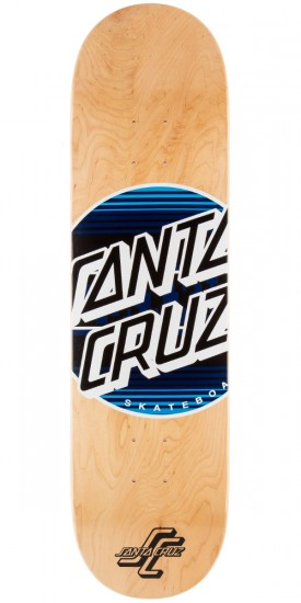 Santa Cruz Serape Dot Skateboard Deck - 8.25""