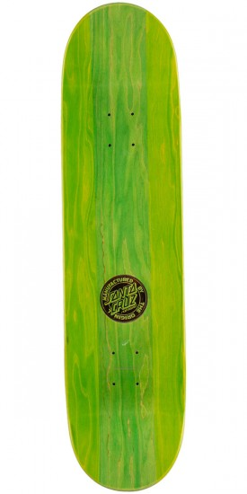 Santa Cruz Stained Hand Skateboard Complete - 8.25""