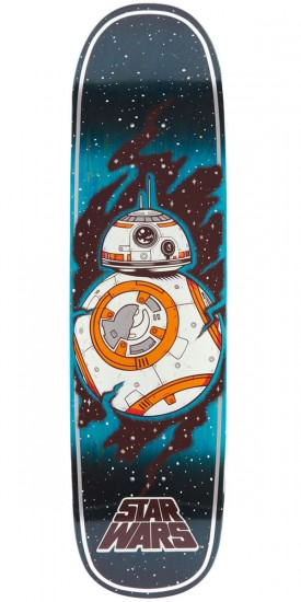 Santa Cruz Star Wars Episode VII BB8 Skateboard Deck - 8.50""