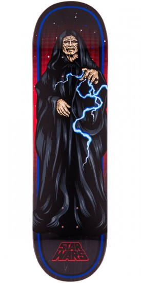 Star Wars The Emperor Skateboard Deck - 8.375""