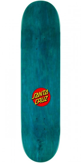 Santa Cruz Whaley Humpback Skateboard Deck - 8.2""
