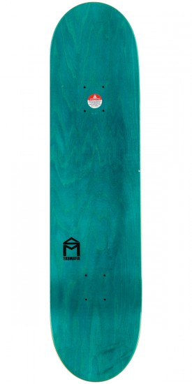 """Sk8Mafia Connelly Guest Hall Of Fame Skateboard Complete - 8.19"""""""