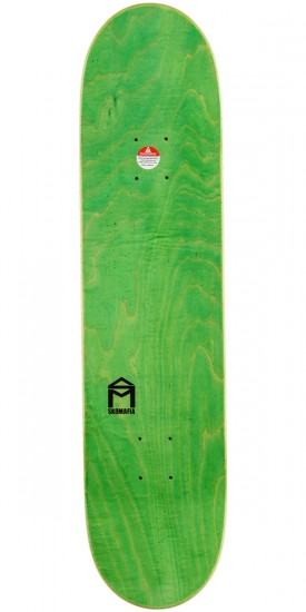 Sk8Mafia Kremer Hall Of Fame Skateboard Deck - 7.75""