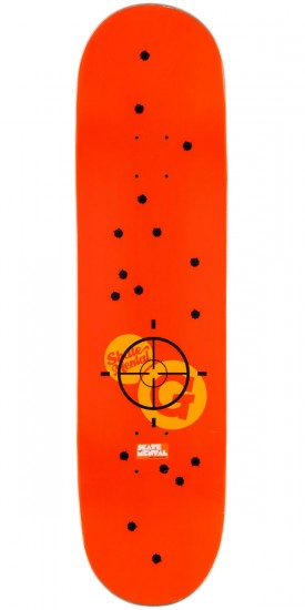 Skate Mental G-Pen Skateboard Deck - 8.25""