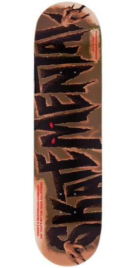 Skate Mental Gate Mental Skateboard Deck - 8.00""