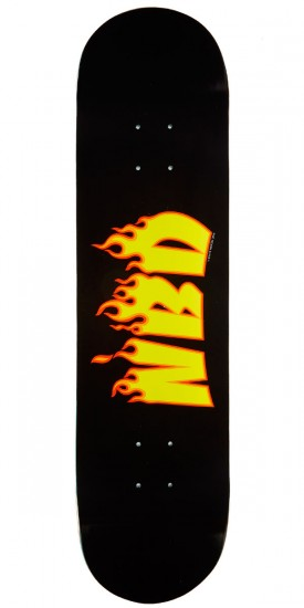 Skate Mental NBD Skateboard Deck - 8.00""